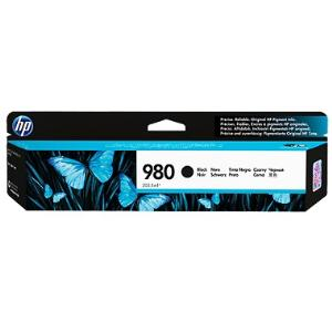 980 BLACK INK CARTRIDGE D8J10A