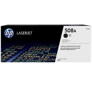 508A BLACK LASERJET TONER CARTRIDGE-CF360A