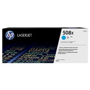 508X CYAN HIGH YIELD LASERJET TONER CARTRIDGE-CF361X