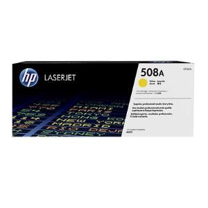 508A YELLOW LASERJET TONER CARTRIDGE-CF362A