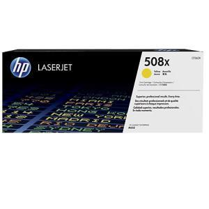 508X YELLOW HIGH YIELD LASERJET TONER CARTRIDGE-CF362X