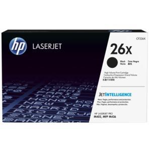 26X BLACK HIGH YIELD LJ TONER CARTRIDGE CF226X