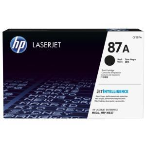 87A BLACK LJ TONER CARTIDGE CF287A