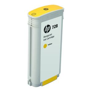INK CARTRIDGE No 728 Yellow 130ml