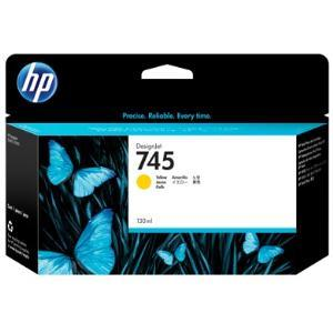 INK CARTRIDGE NO 745 YELLOW 130ML