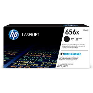 LaserJet Toner Crtg 656X High Yield Black