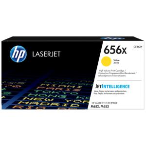 LaserJet Toner Crtg 656X High Yield Yellow