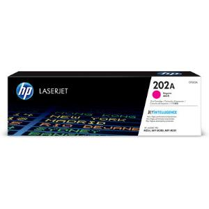 HP 202A Magenta LaserJet Toner Cartridge