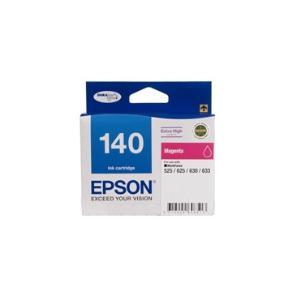 140 Extra High Capacity Magenta Ink Cartridge For Workforce 60, 625, 630, 633, 840
