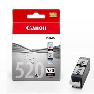 PGI520Bk Black Ink Cartridge For IP4600IP4700 MX860 MP550 MP560 MP640 MP990