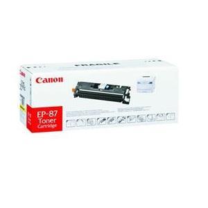 EP87Y Yellow Laser Toner Cartridge For LBP2410 Lasershot Printer