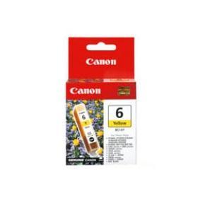 BCI6Y Yellow Ink Tank Suitable For I560 I865 I905D I950 I965 I9100 S800 S820 S820D LP3000 4000 S830D S900 & S9000 Bubble-Jet Printers