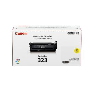 Canon CART323Y Yellow Toner Cart For LBP7750Cdn