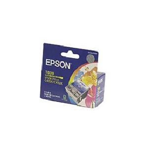 T039 Colour Ink Cartridge For Stylus C41UX, C41SX, C43UX, C43SX, C45, CX1500