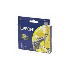 T0424 Yellow Ink - Stylus C82, CX5100, CX5300