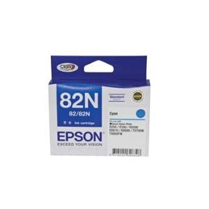 Standard Capacity Cyan Ink Cartridge For Stylus Photo R290, R390, T50, RX590, RX610, RX690, TX650, TX700W, TX710W, TX800FW, TX810FW, ARTISAN 725, 835