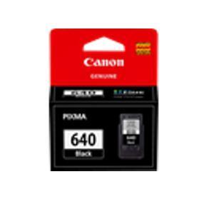 PG640 Black Ink Cart MG4160