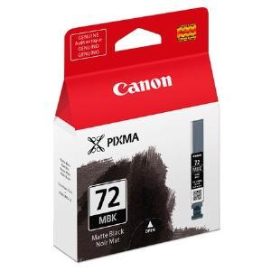 PGI72MBK Matte Black ink tank for PIXMA PRO10