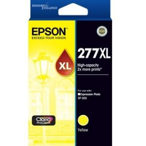 277XL High Capacity Claria Photo HD Yellow ink