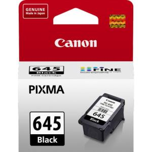 PG645 Canon FINE Black Cartridge PG-645