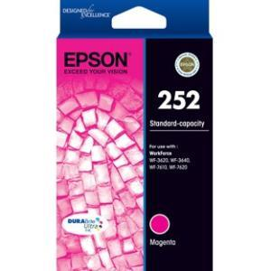 252 Std Capacity DURABrite Ultra Magenta ink
