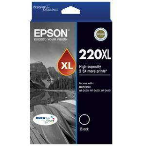 220XL Ink Cartridge Black