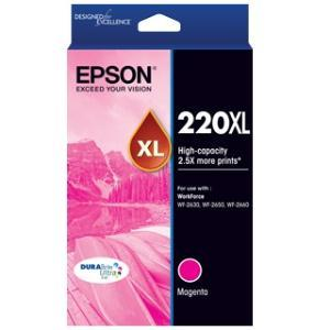 220XL Ink Cartridge Magenta
