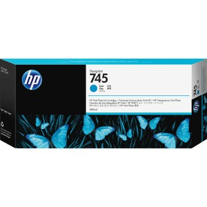 INK CARTRIDGE NO 745 CYAN 300ML