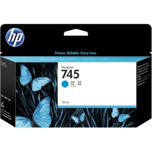 INK CARTRIDGE NO 745 CYAN 130ML